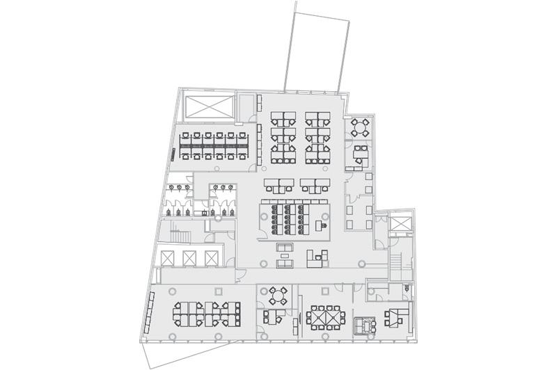 Mapfre oficina central castrum for Oficina central de mapfre